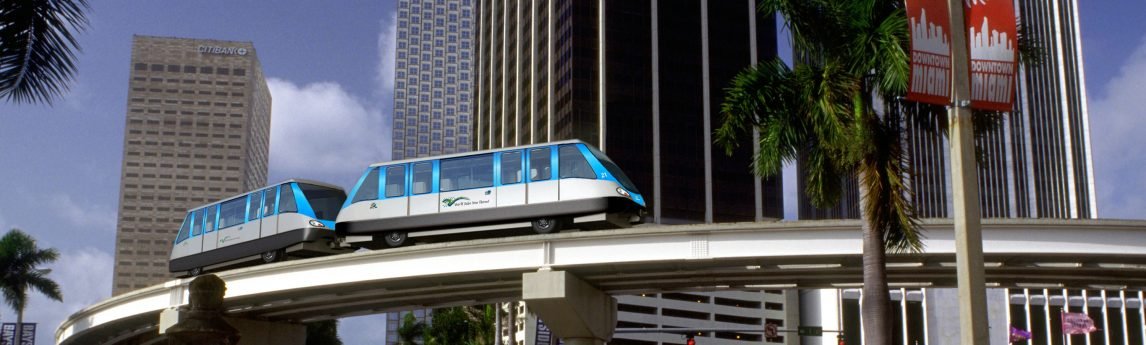 People Mover Miami Intl Airport
