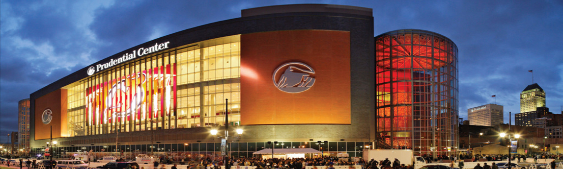 Prudential Center New Jersey Devils Arena