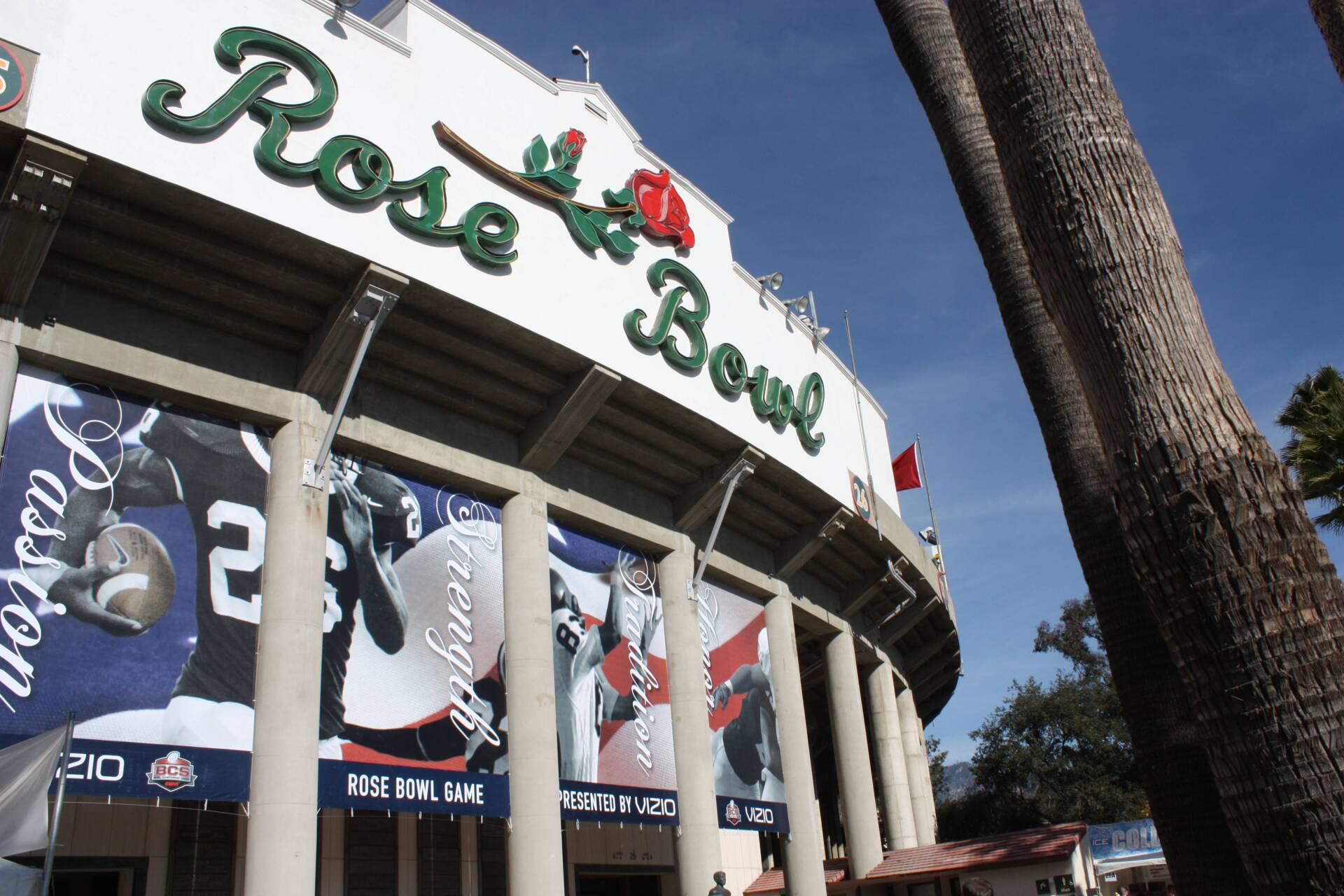 Rose Bowl Concrete Evaluation