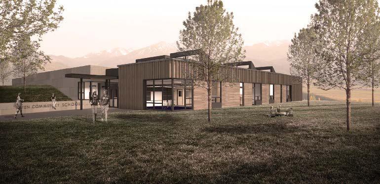 Aspen Community School Renovation & Expansion