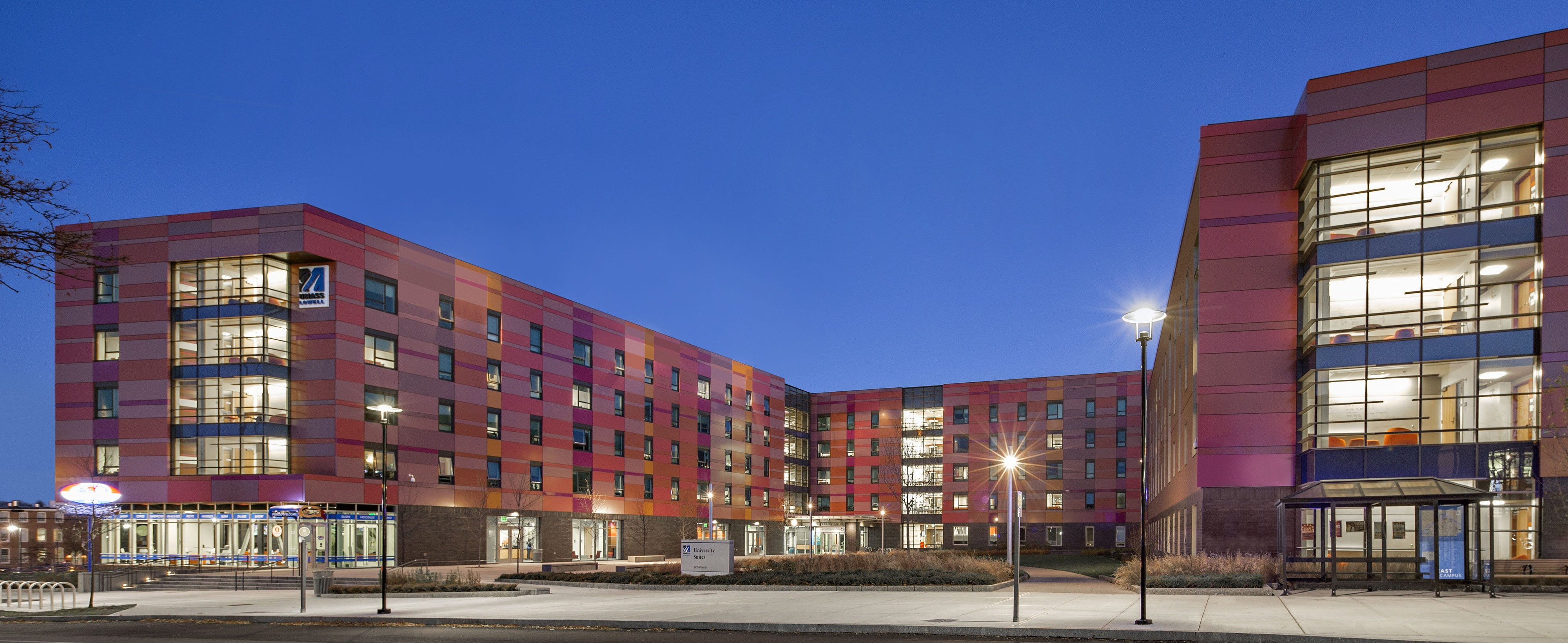 UMass Lowell University Suites