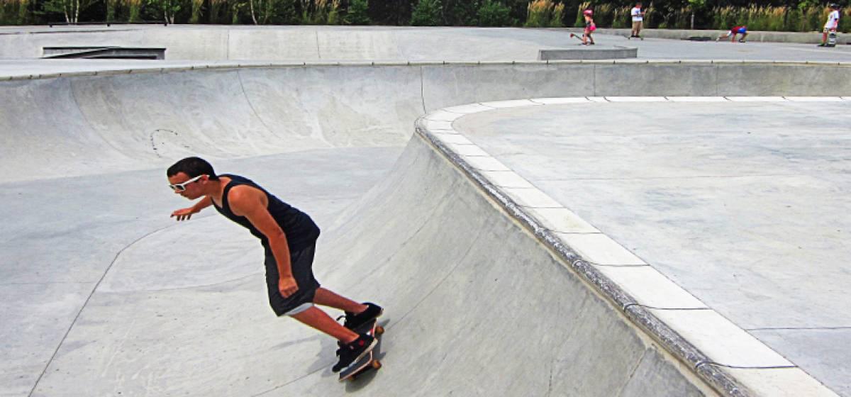 NV5 - Bethpage Skate Park