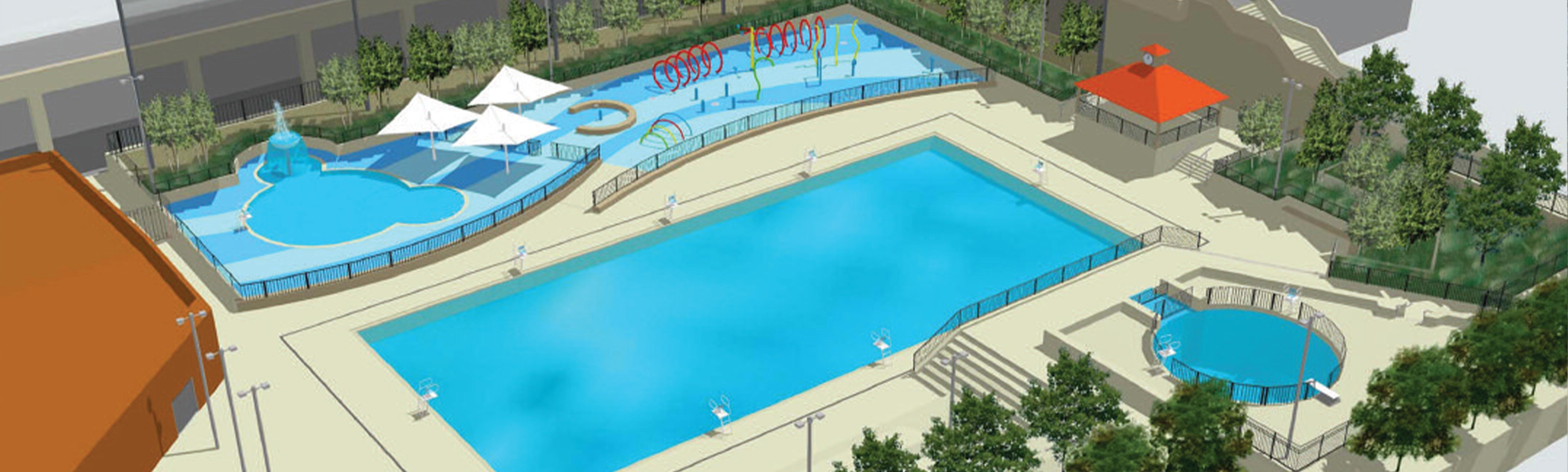 Roberto Clemente State Park Aquatics Facility