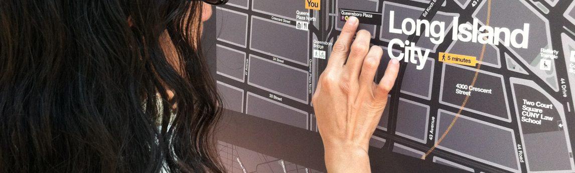 NV5 - NYC Pedestrian Wayfinding