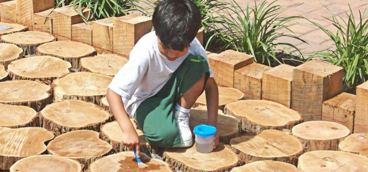 NV5 - Circulo de la Hispanidad Nature Explore Classroom