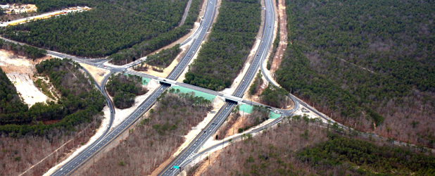 Garden State Parkway Widening Interchange 30 to 63