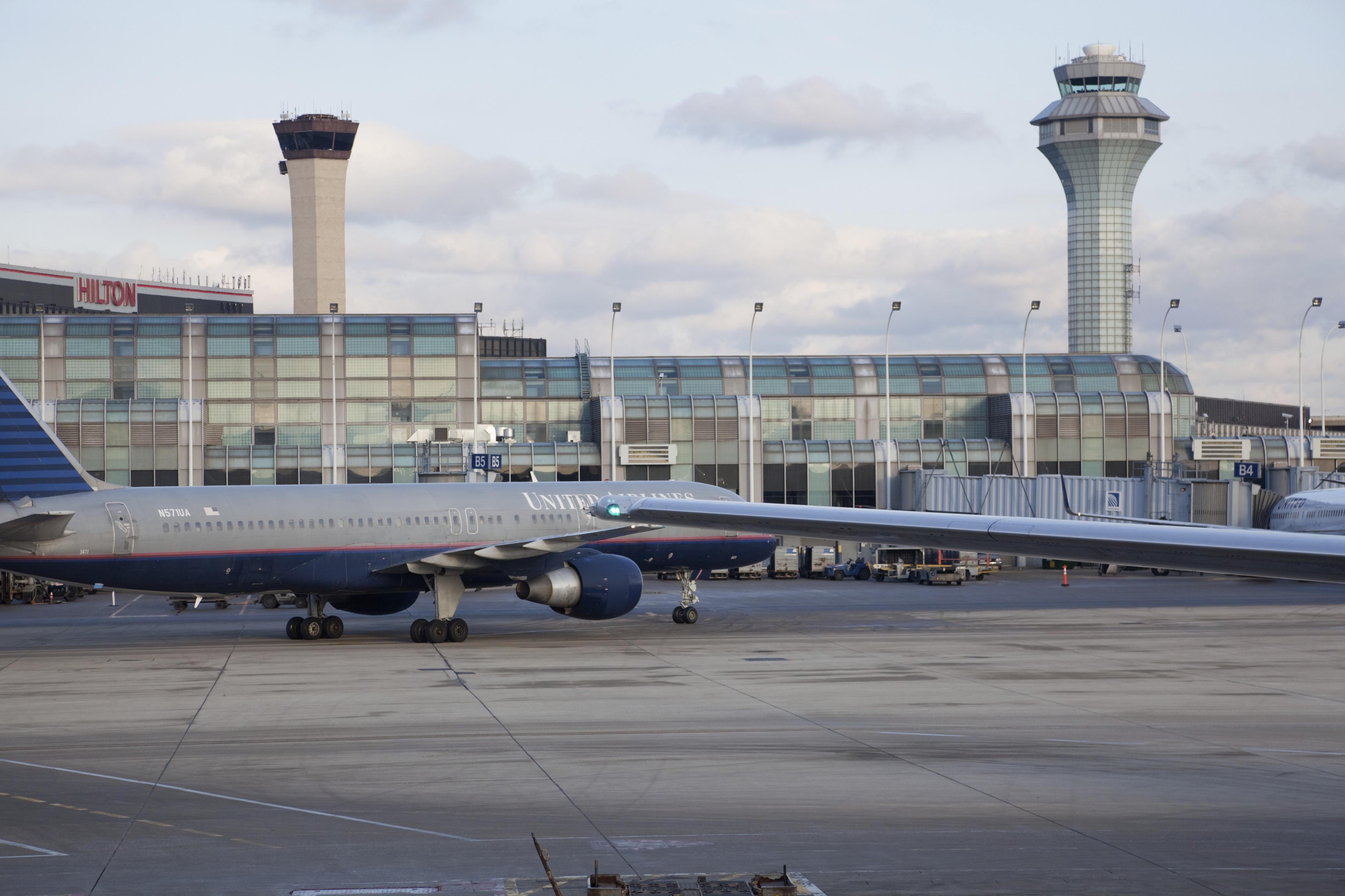 Chicago O'Hare International Airport Cargo Center