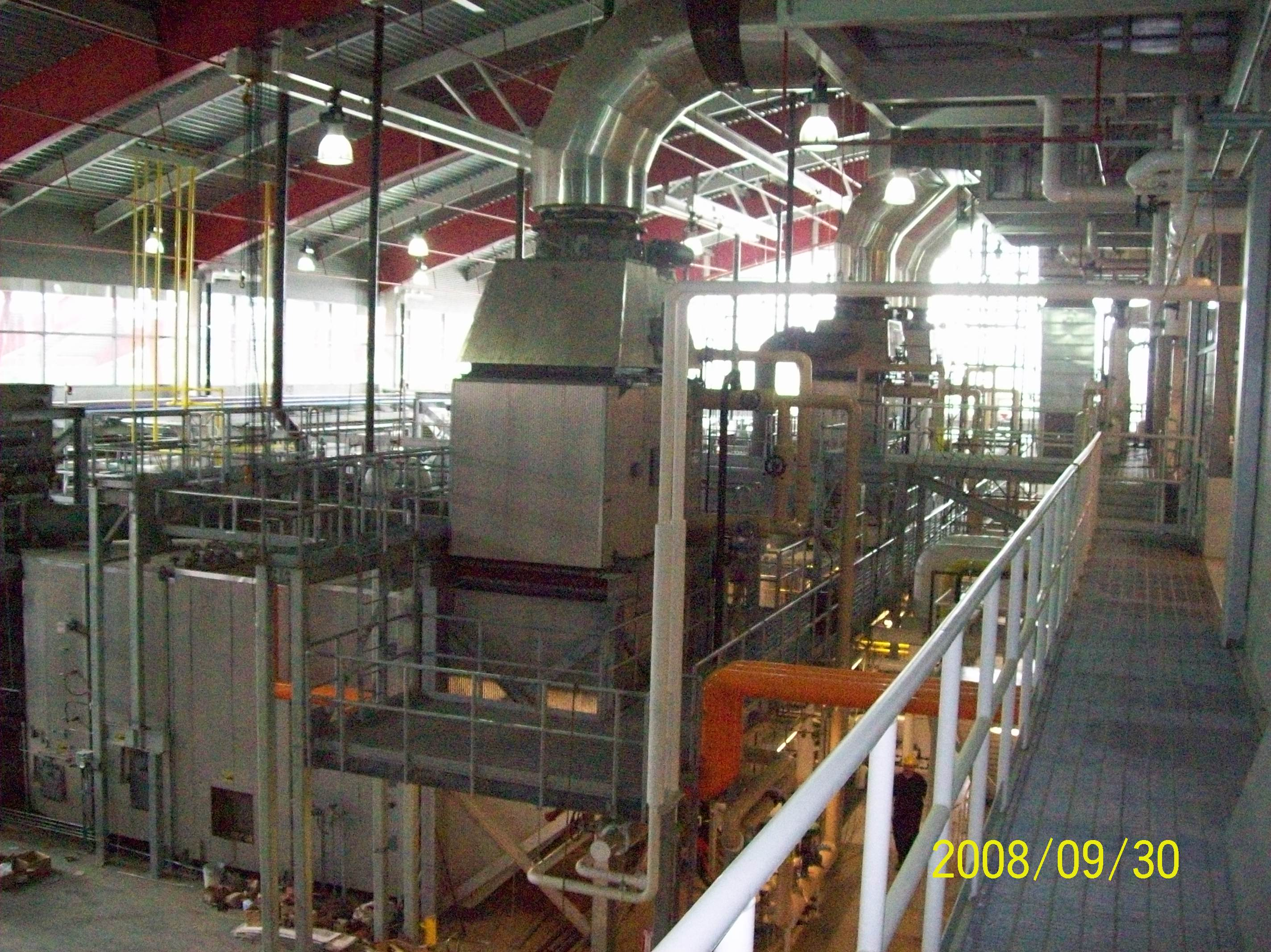 UMass Amherst Central Heating Plant Commissioning