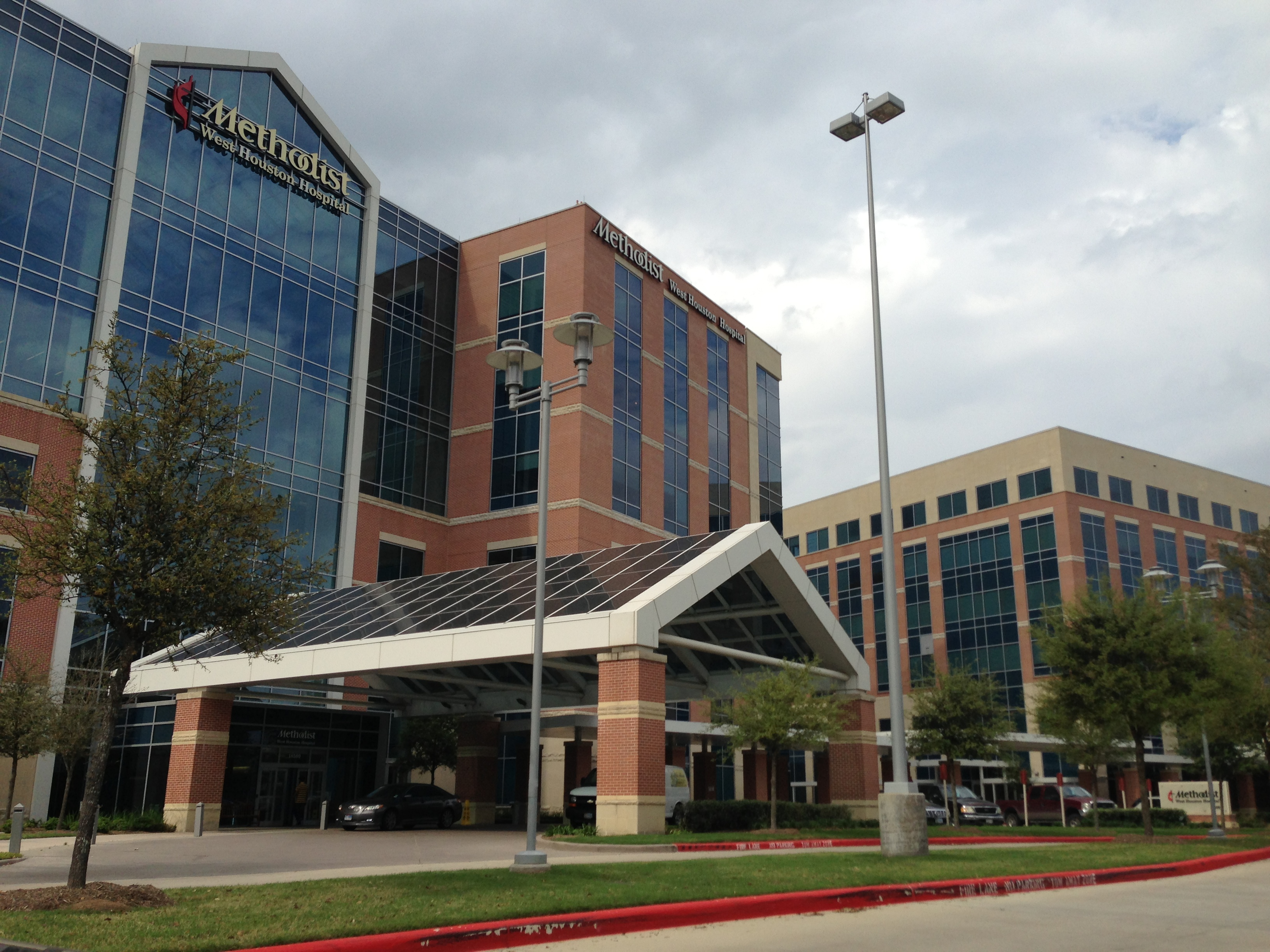 West Houston Hospital, MOB and Central Plant