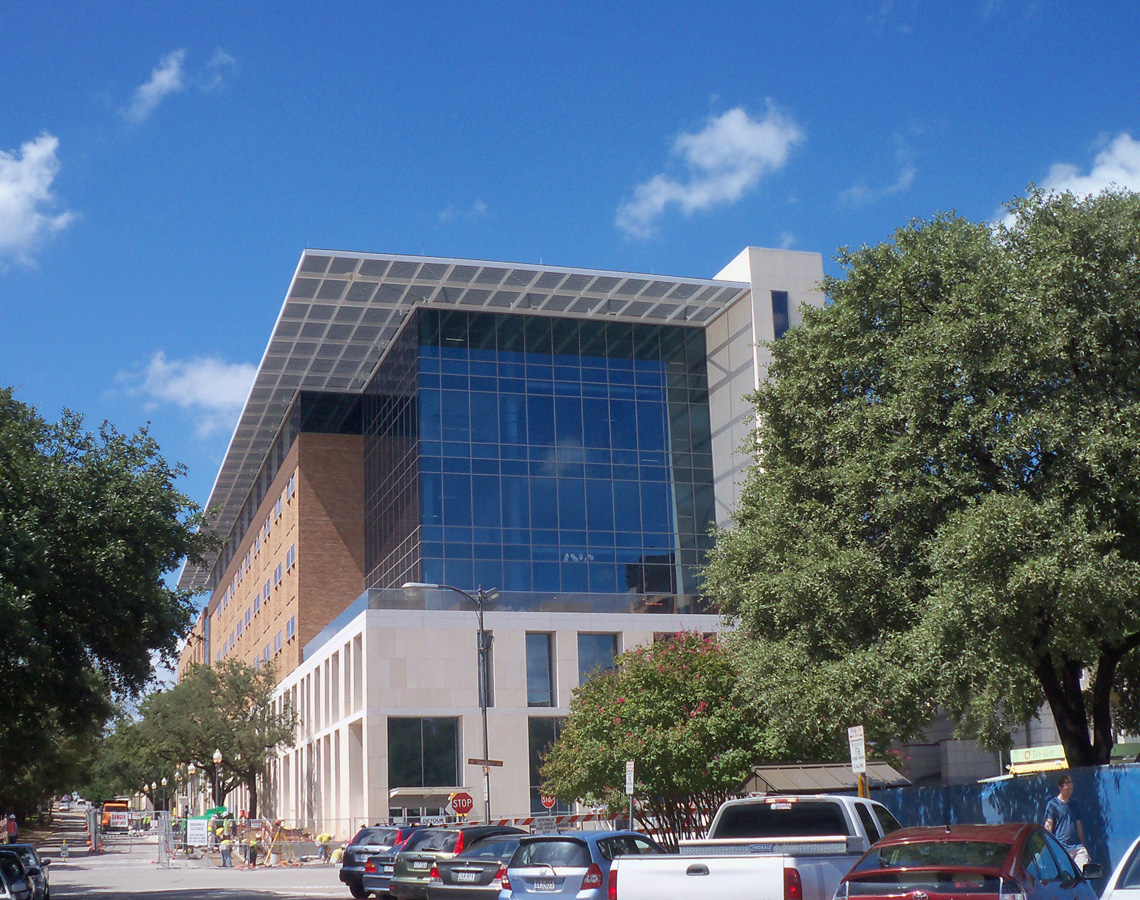 University of Texas Norman Hackerman Building