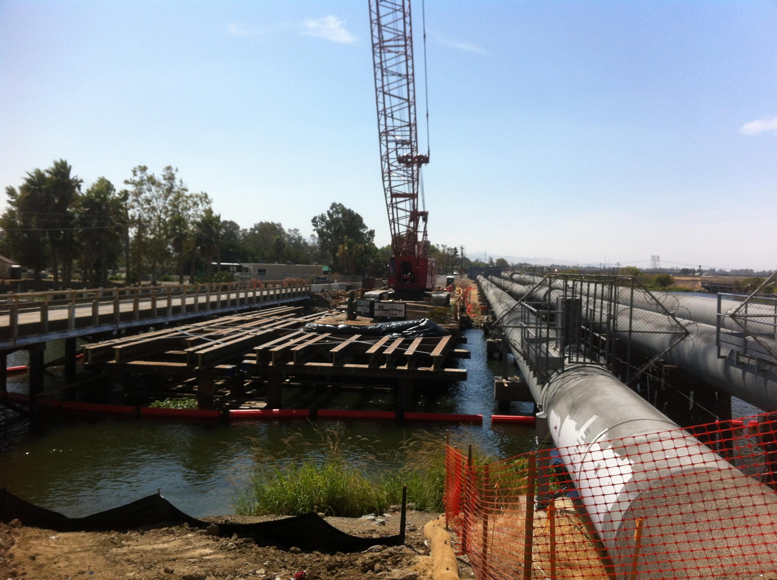 Orwood Road Bridge Replacement