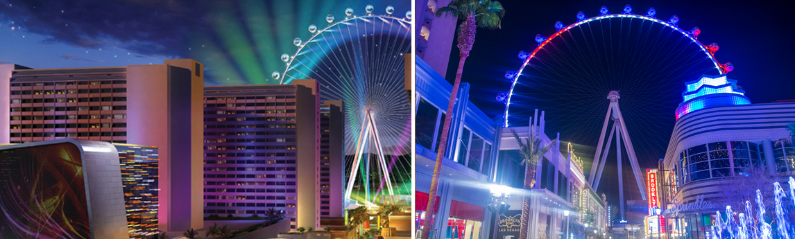 Linq Hotel and Casino Renovation