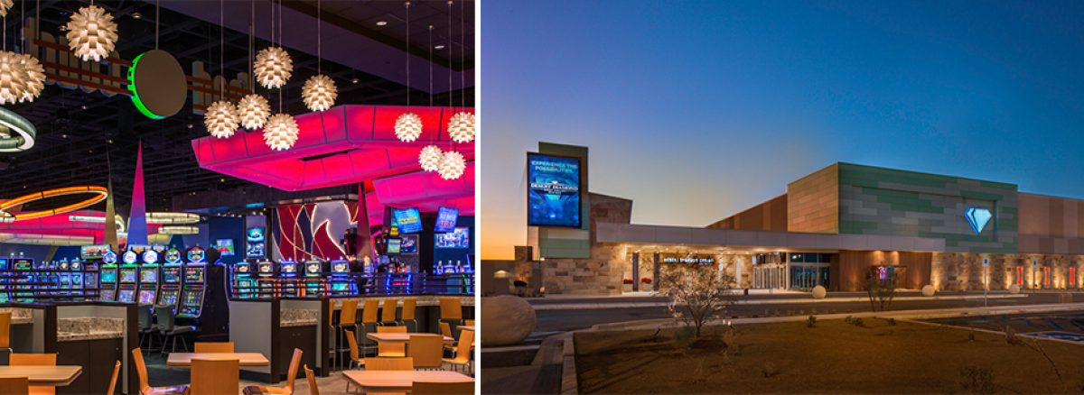 NV5 Desert Diamond Casino
