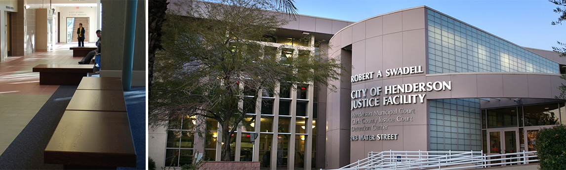 City of Henderson Justice Facility Expansion