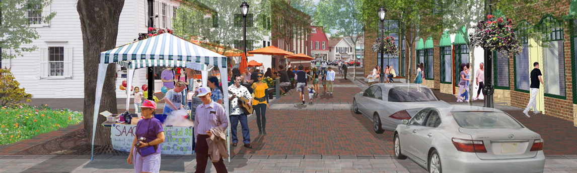 Downtown Westport Master Plan