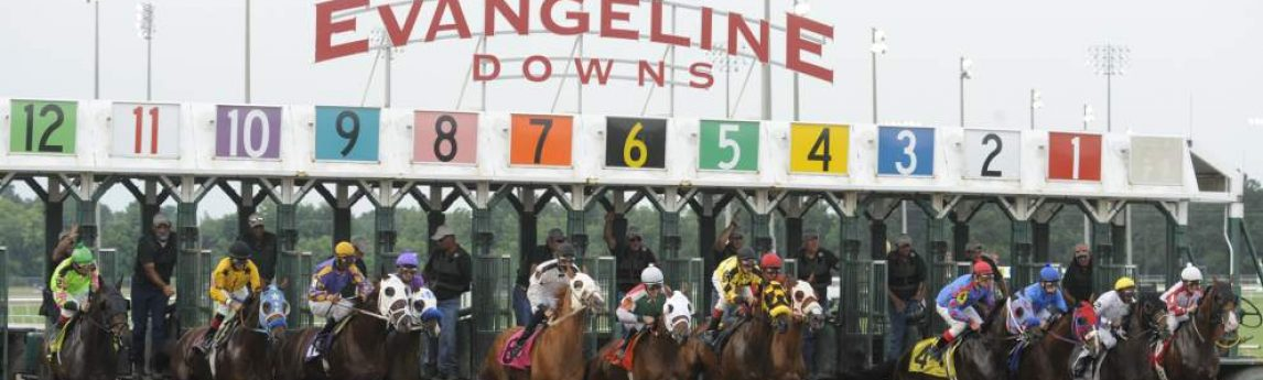 NV5 - Evangaline Downs Race Track