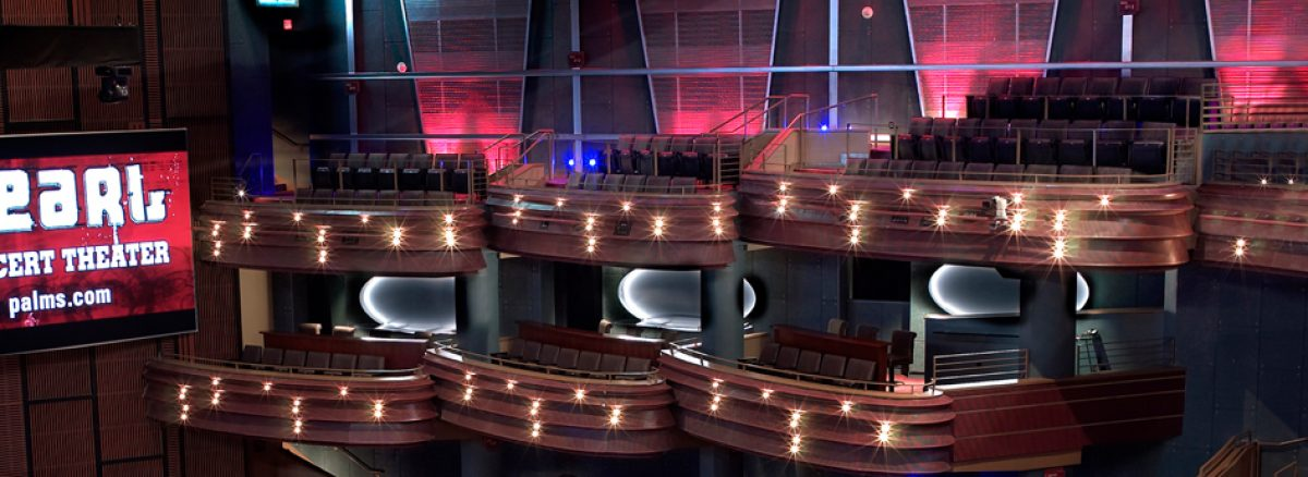 NV5 - The Pearl Theater at the Palms Casino Resort