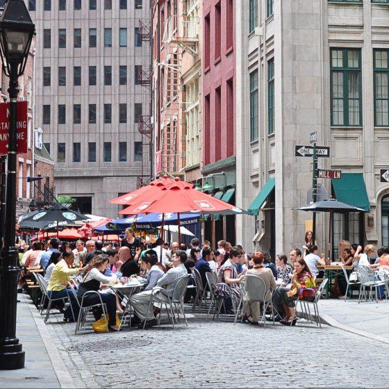 NV5 - Stone Street Reconstruction