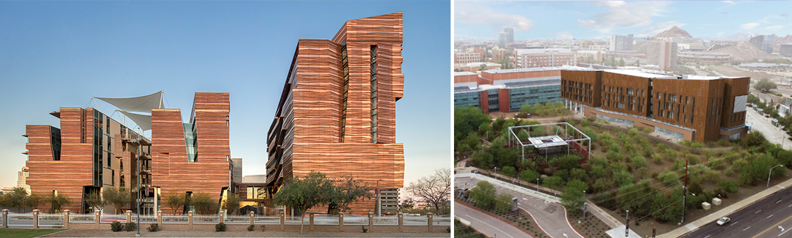 University of Arizona Biosciences Building