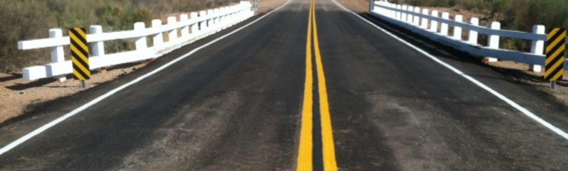 NV5 - Clark Road Bridge over New River Imperial County California