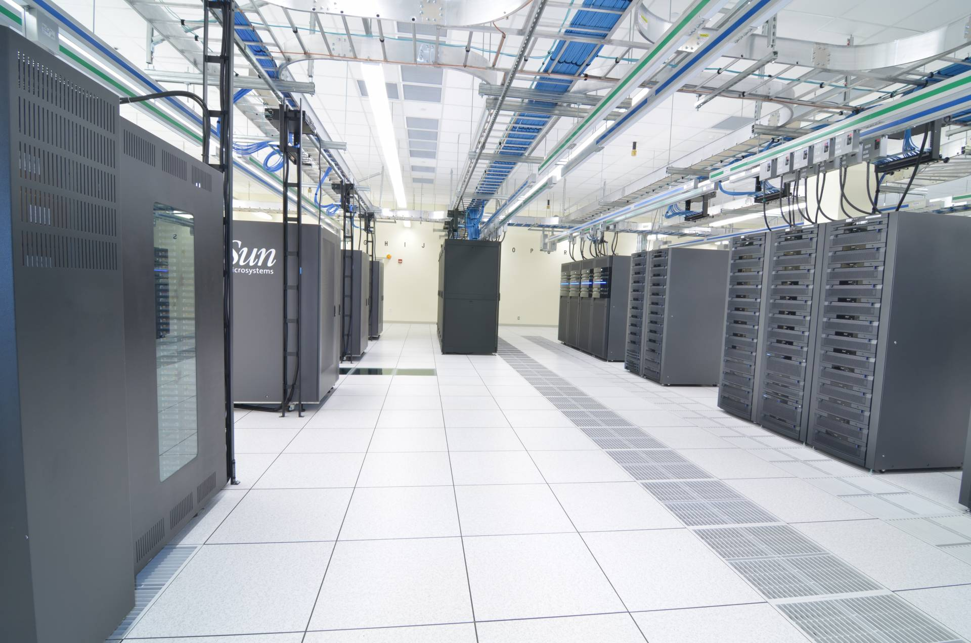 New Tier III Plus Data Center Design