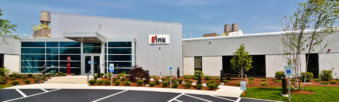 E-Ink R&D Facility