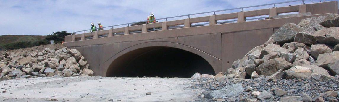 NV5 - Las Encinas Creek Bridge