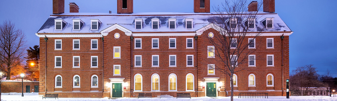 Phillips Exeter Academy Wheelwright Hall