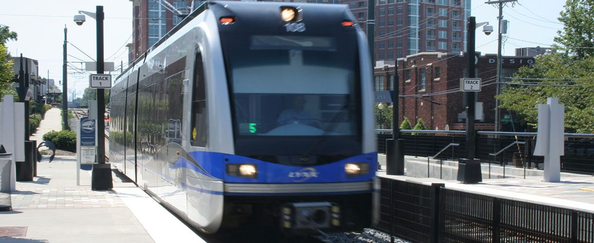 Charlotte Northeast Corridor Light Rail Extension