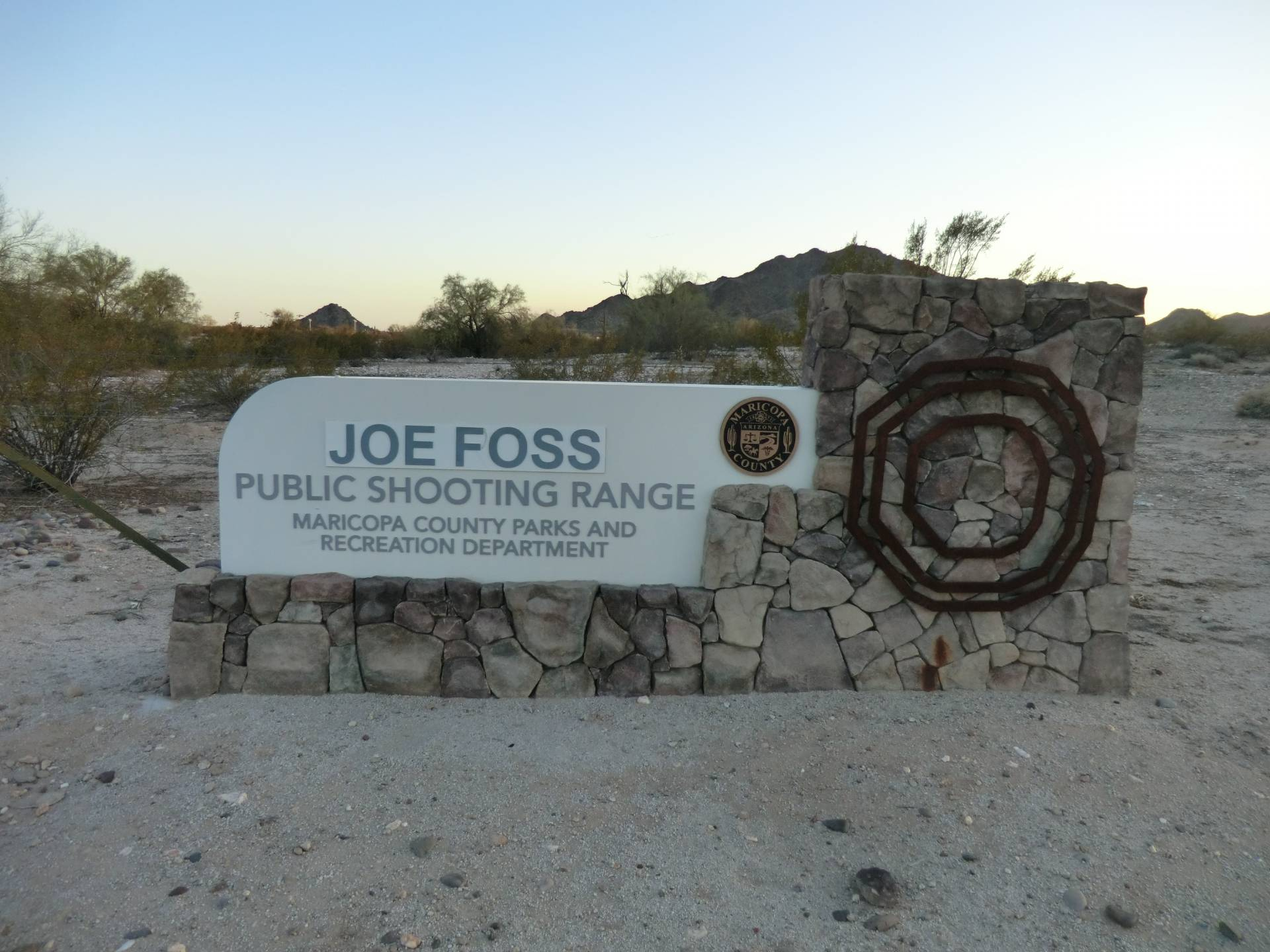 Joe Foss Shooting Complex Assessment