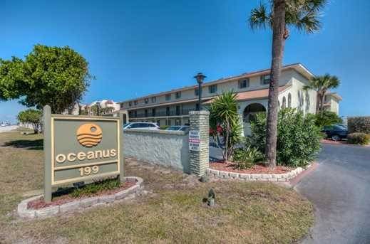 Oceanus Condominiums After Hurricane Irma