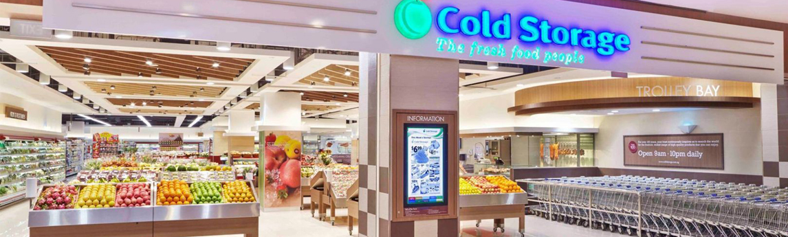 Cold Storage Supermarket Energy Efficiency