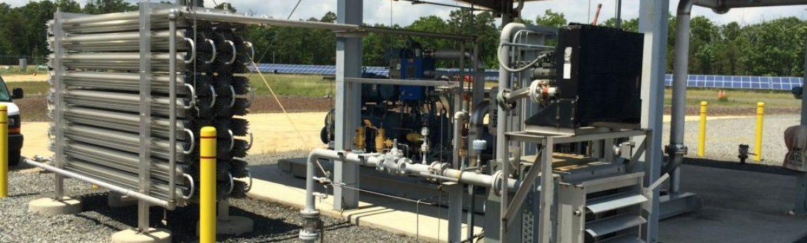 NV5 - LNG Boil-off Compressor