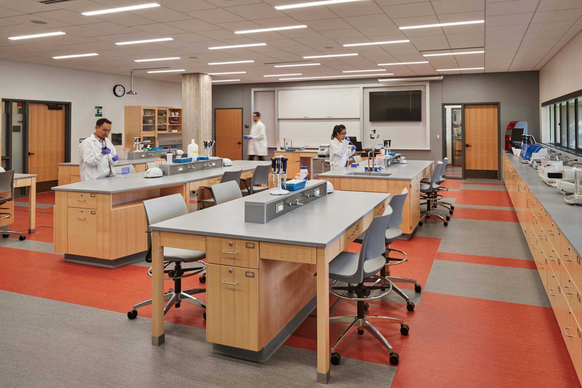 Holyoke Community College Marieb Hall Renovation