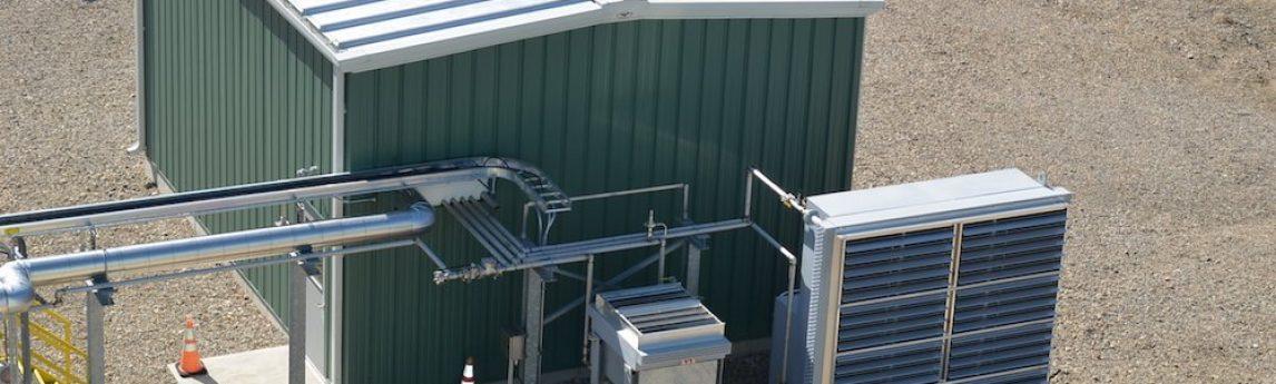 NV5 - Boil-off Compressor System