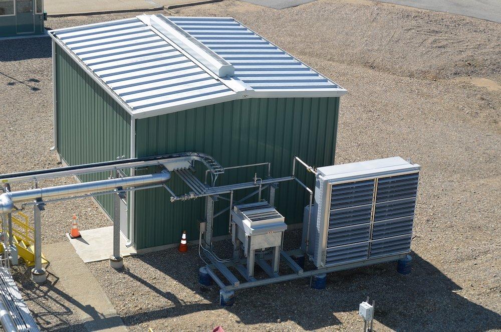 Boil-off Compressor System