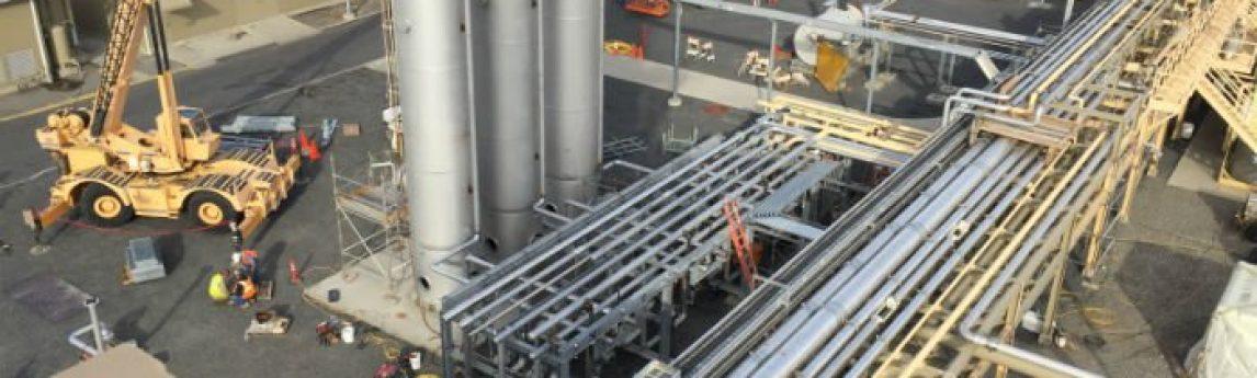 NV5 - LPG Facility Liquefaction System