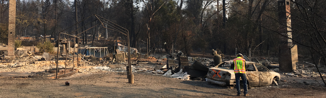 Camp Fire Structural Assessments