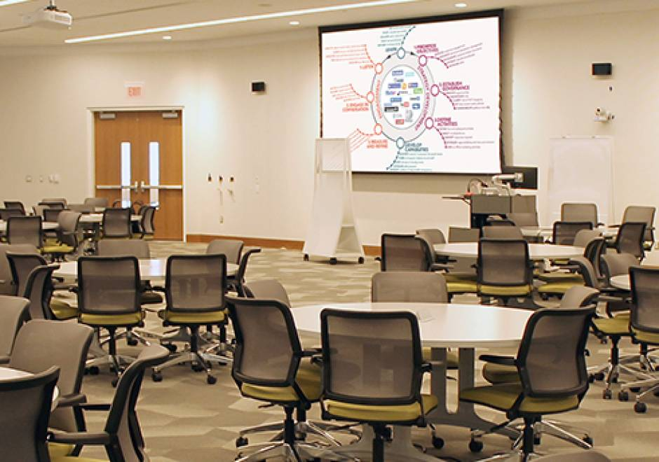 NV5 - UMD Edward St. Johns Teaching and Learning Center