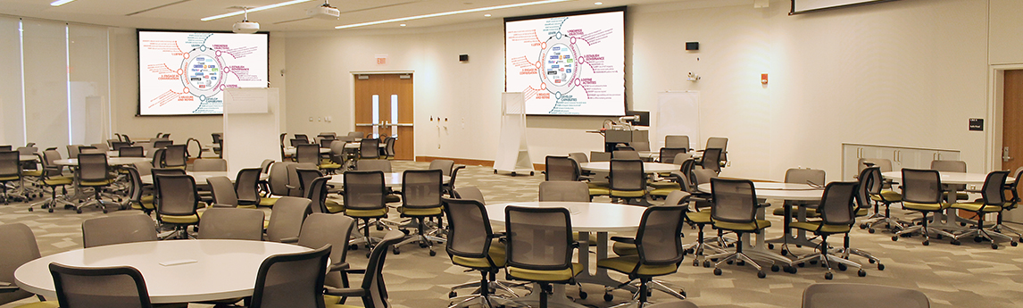 University of Maryland Edward St. John Learning & Teaching Center