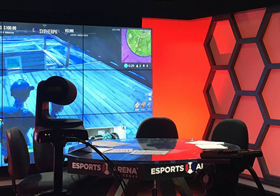 NV5 - Luxor Hotel and Casino Allied eSports Gaming Arena