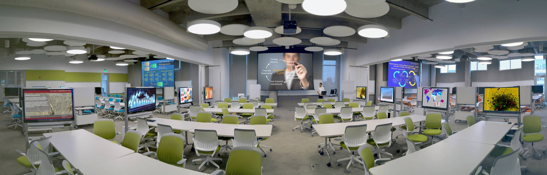 University of Missouri Kansas City Henry W. Bloch Executive Hall for Entrepreneurship and Innovation