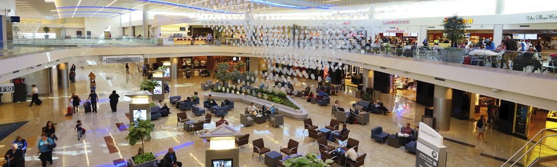 Atlanta International Airport Terminal F