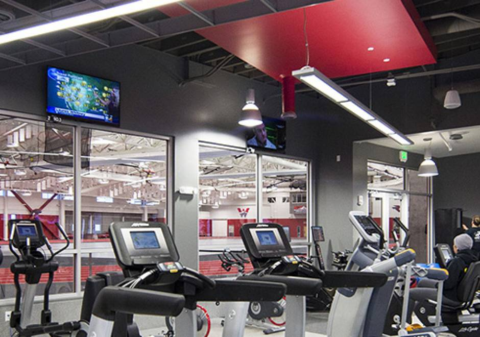 NV5 - Western State Colorado University Recreation Center and Field House
