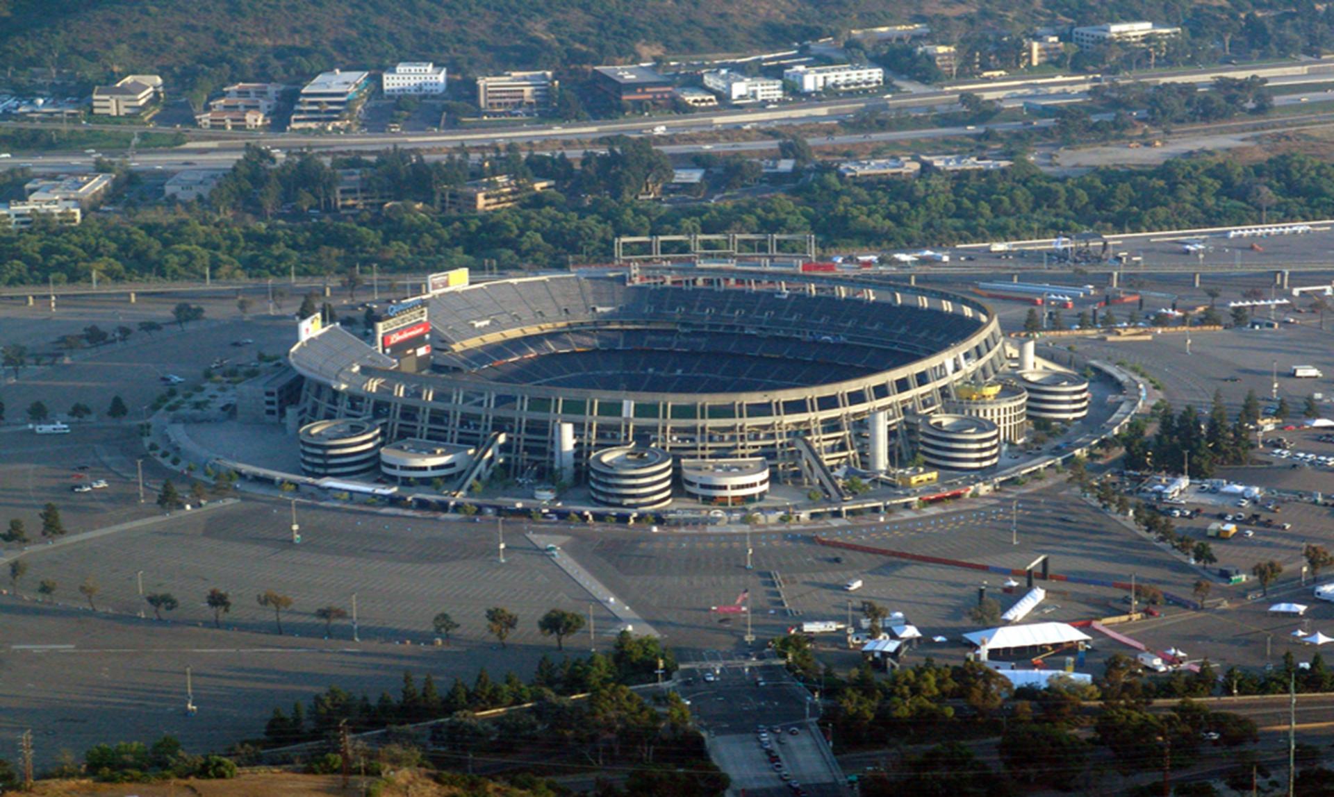 San Diego Stadium Redevelopment