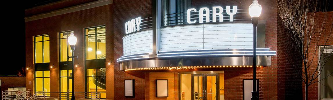 Cary Theater North Carolina