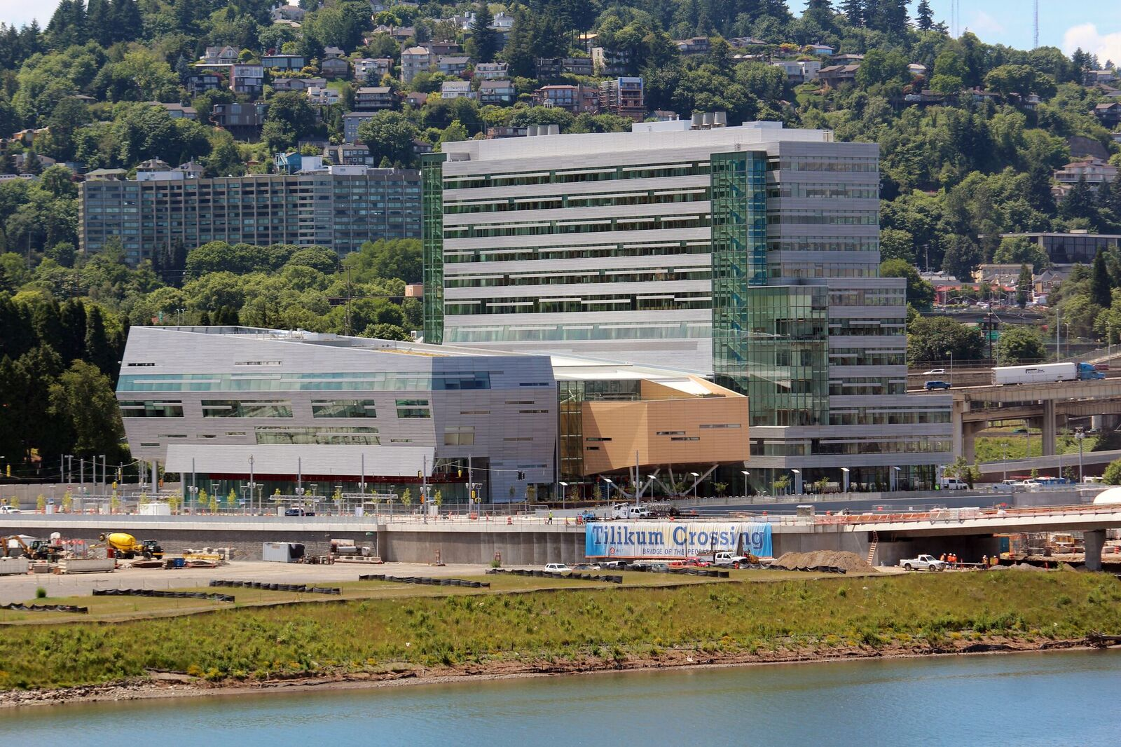 OHSU Collaborative Life Sciences Building