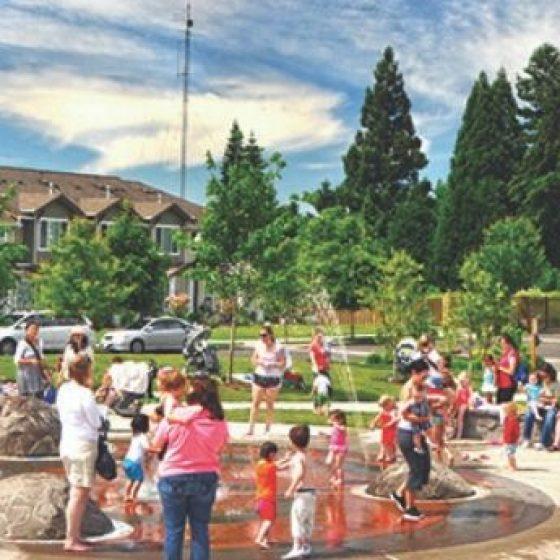 Magnolia Neighborhood Park, Hillsboro, OR