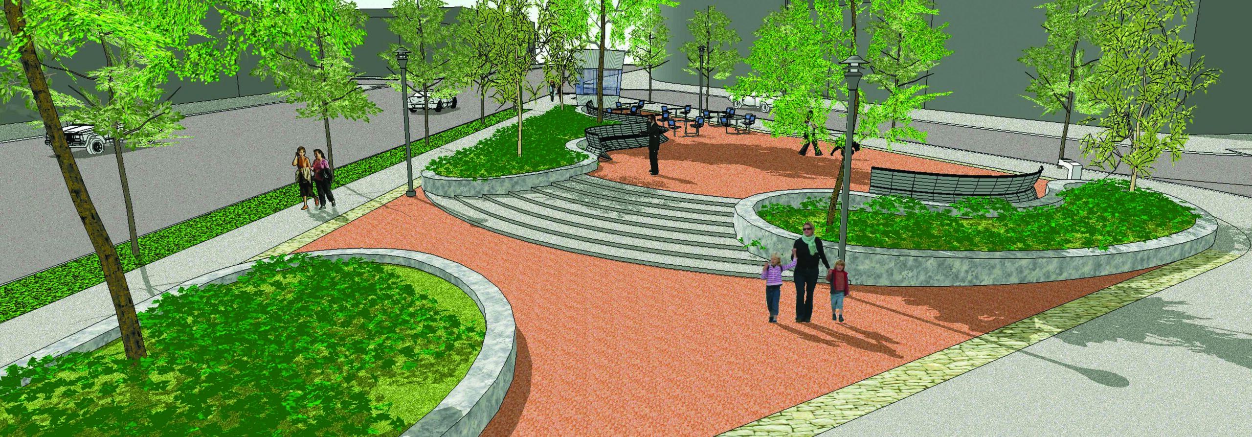 Bryan Park/Fordham-Kingsbridge Plaza