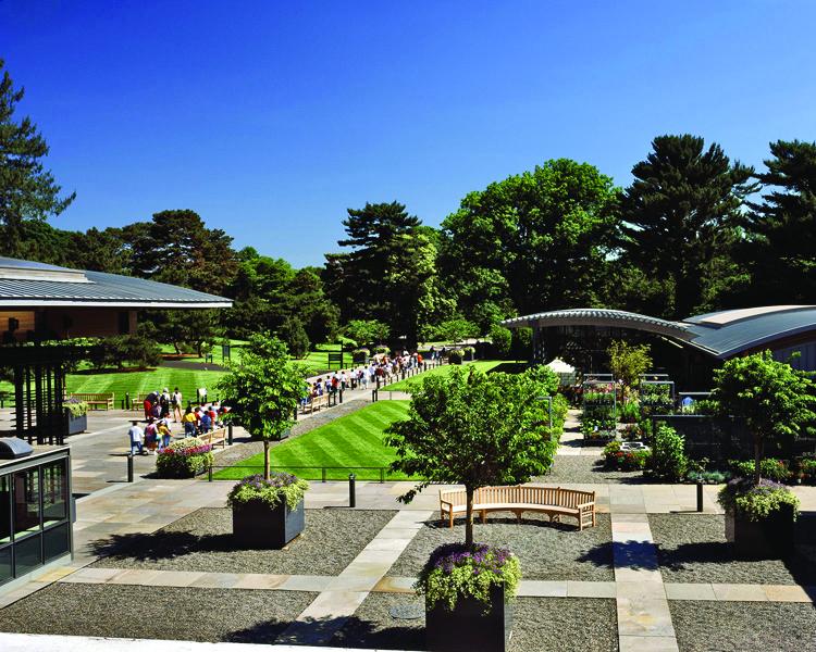 The New York Botanical Garden – Leon Levy Visitor Center
